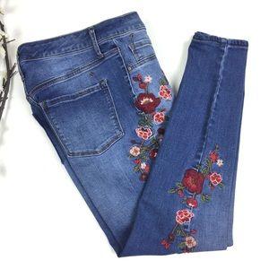 Hi Rise Jegging Skinny Jeans